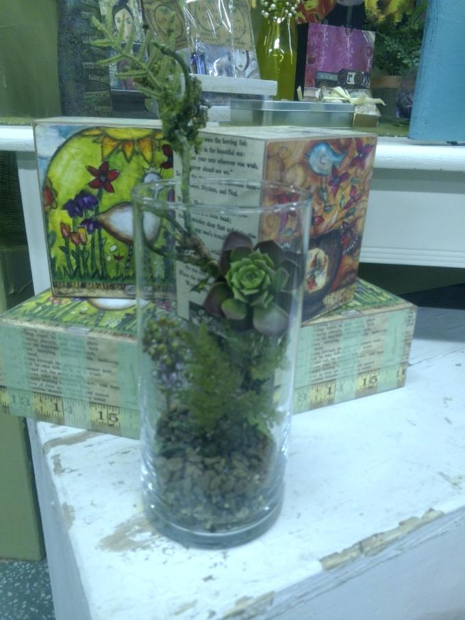 Vase revived