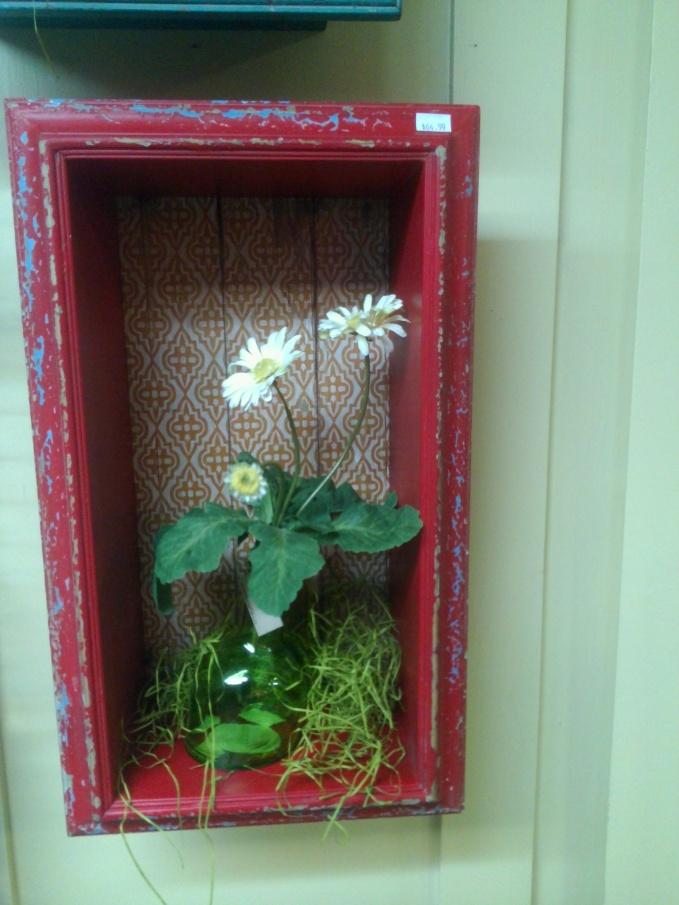 Framed box